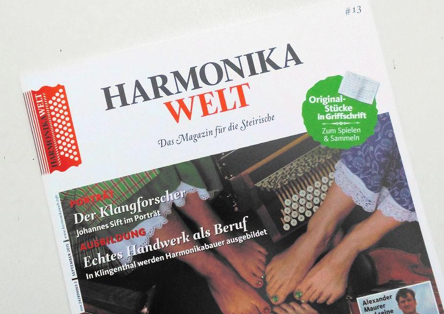 Harmonikawelt