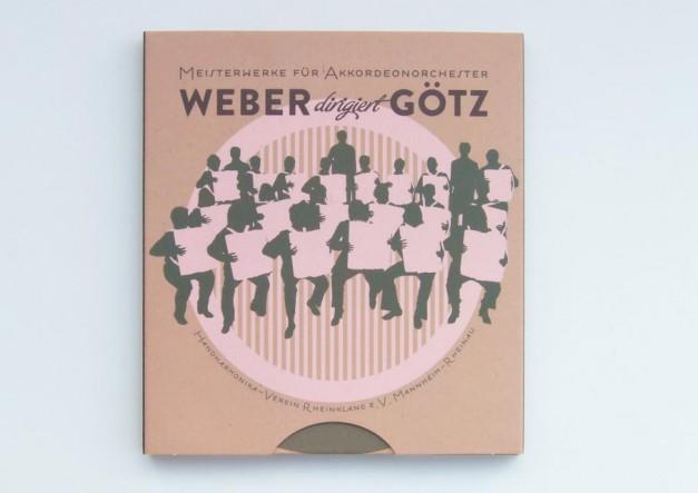 Weber dirigiert Götz