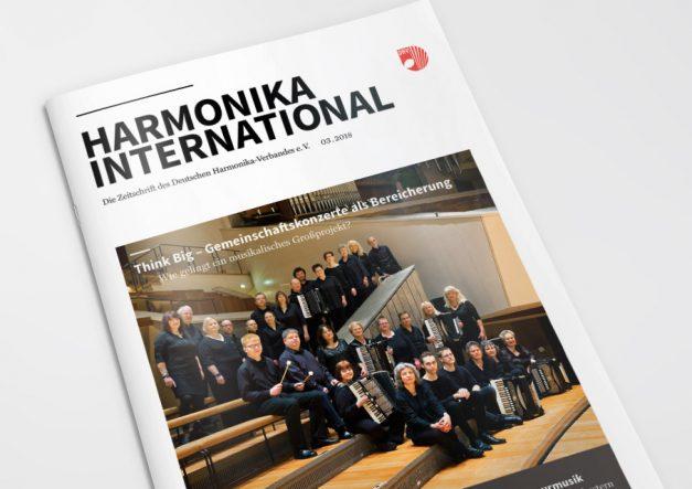 Harmonika International